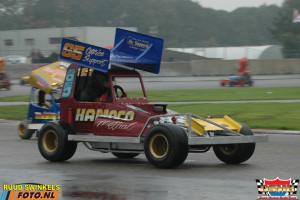 Luca reed de tweede manche